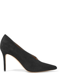 Vince Portia Suede Pumps Black