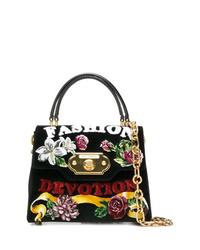 Dolce & Gabbana Fashion Floral Bag
