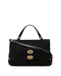 Zanellato Stud Detail Tote Bag
