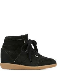Isabel marant toile bobby sneakers medium 1334388