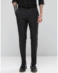 Asos Brand Slim Tuxedo Suit Pants