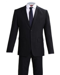Hugo Boss Jeffrey Simmons Suit Black