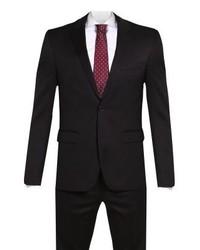 Hugo Boss Ronha Suit Black