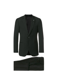 Lardini Slim Fit Two Piece Suit