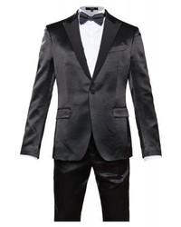 Versace Suit Nero