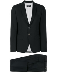 Dsquared2 Two Piece Cropped Trouser Suit