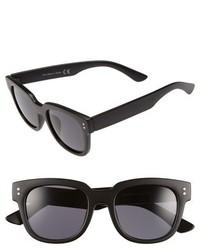 Topman 50s Classic 52mm Sunglasses
