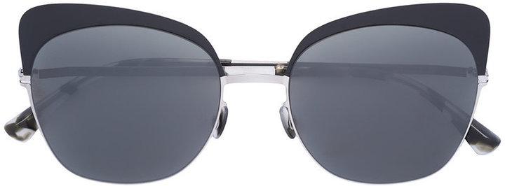 Mykita Cat Eye Sunglasses