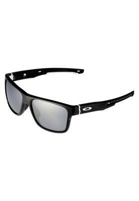 Oakley Crossrange Sunglasses Polished Black