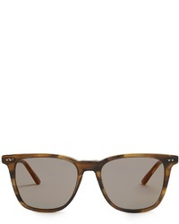 Bottega Veneta D Frame Acetate Sunglasses