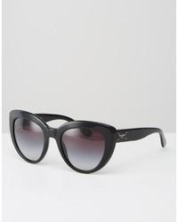 Dolce & Gabbana Dolce Gabanna Cat Eye Sunglasses