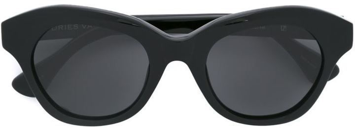Linda Farrow Gallery Dries Van Noten Cat Eye Sunglasses