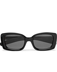FLATLIST Eazy Rectangle Frame Acetate Sunglasses
