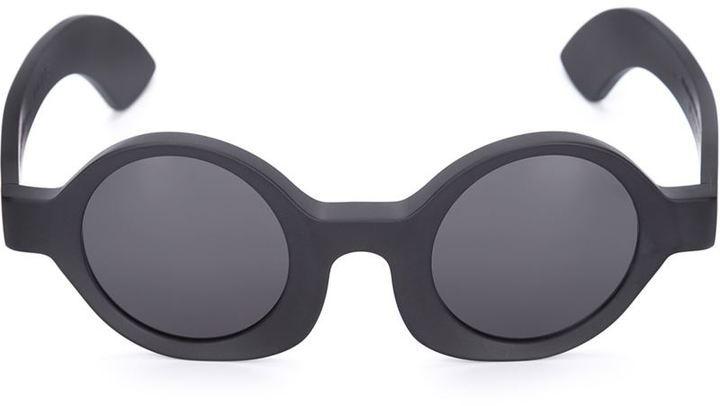 1e02988798 ... Kuboraum Round Frame Sunglasses