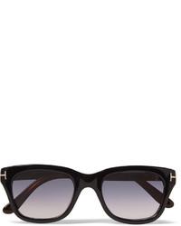457045d654d99 ... Tom Ford Square Frame Acetate Polarised Sunglasses