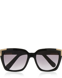 Chloé Square Frame Acetate Sunglasses