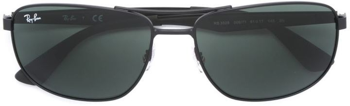 a4a81c9c53 Square Frame Sunglasses. Black Sunglasses by Ray-Ban
