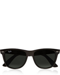 Ray-Ban The Wayfarer Acetate Sunglasses Black