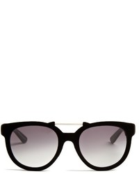 Italia Independent Velvet Coated Sunglasses
