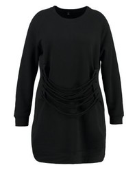 Jersey dress black medium 3879457