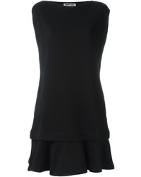 McQ by Alexander McQueen Mcq Alexander Mcqueen Flared Hem Sweatshirt Dress