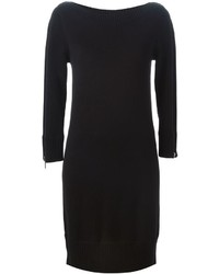MICHAEL Michael Kors Michl Michl Kors Three Quarter Sleeve Sweater Dress