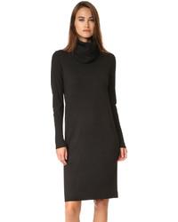 Pure cowl neck sweater dress medium 802236