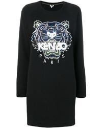 Kenzo Tiger Sweatshirt Dress