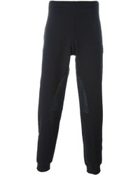 Alexander McQueen Perforated Panel Track Pants
