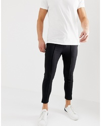 ONLY & SONS Slim Track Pant With Cropped Ankle