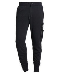 Tracksuit bottoms black medium 3839760
