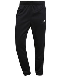 Nike Tribute Tracksuit Bottoms Blackwhite