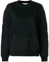Stella McCartney Fringe Trimmed Sweatshirt