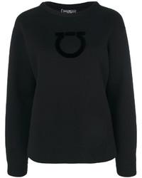Salvatore Ferragamo Gancio Logo Sweatshirt