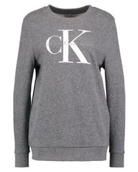 Calvin Klein True Icon Sweatshirt Black Heather