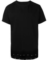 RtA Eyelets Detail T Shirt