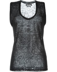 Isabel Marant Maik Sleeveless T Shirt