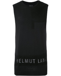 Helmut Lang Branded Tank Top