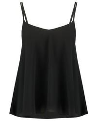 Topshop Vest Black