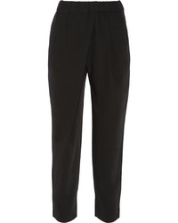 Elizabeth and James Sonoma Crepe Tapered Pants