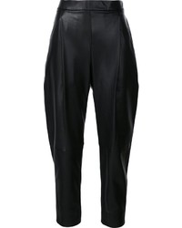 Vince Cropped Tapered Trousers