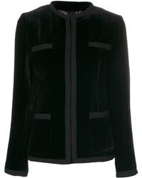 Etro Collarless Jacket