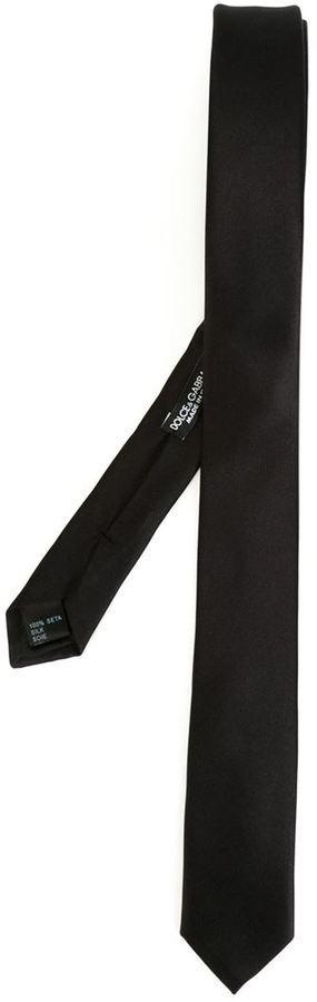 Dolce & Gabbana Classic Slim Tie