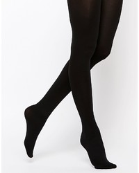 Asos 120 Denier Tights With Bum Tum Thigh Support