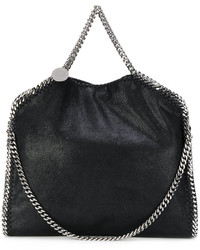 Stella McCartney Silver Tone Chain Tote Bag