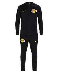 Nike Los Angeles Lakers Tracksuit Field Purpleblackamarillo