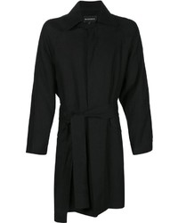 Ann Demeulemeester Belted Trench Coat