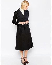 Asos Collection Ultimate Trench In Midi Length