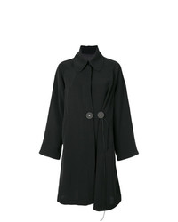 MM6 MAISON MARGIELA Disc Buttons Trench Coat