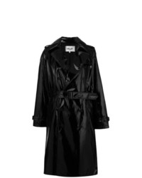 Dvf Diane Von Furstenberg Double Breasted Trench Coat